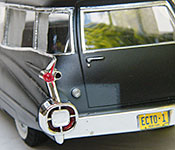 Ghostbusters Pre-Ectomobile left rear