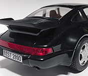 Atomic Blonde Porsche 964 rear