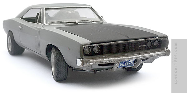 1968 Dodge Charger from the movie The Philadelphia Experiment