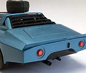 The Race Forever Lancia Stratos rear