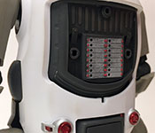 Mechatro WeGo back detail