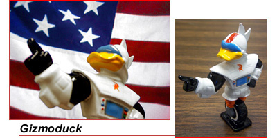 Gizmoduck