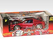 1 Badd Ride Mustang Packaging