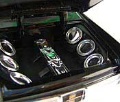 Jada Toys 1963 Cadillac Trunk with Speakers