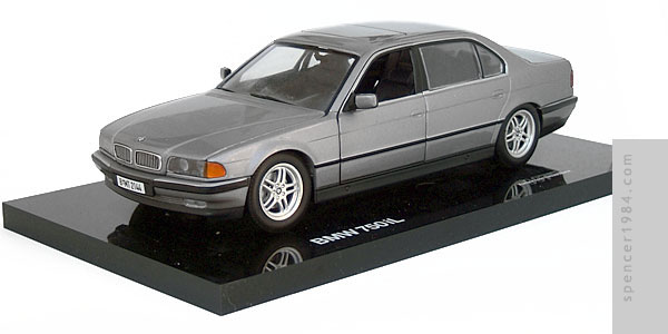 Paul's Model Art 007 Tomorrow Never Dies BMW 7 Series