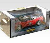 Greenlight Collectibles 2005 Corvette Indianapolis Pace Car Packaging