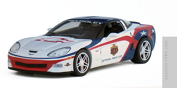 Greenlight Collectibles 2006 Corvette Indianapolis Pace