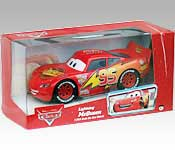 Mattel Lightning McQueen Packaging