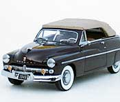 Danbury Mint 1949 Mercury Convertible Top Up