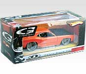 Hot Wheels G Machines '71 G-Force Plymouth 'Cuda Packaging