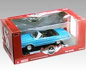 Reel Rides Tommy Boy 1967 Plymouth Belvedere GTX Packaging