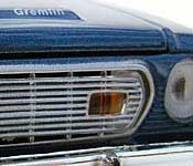 MotorMax Fresh Cherries 1974 AMC Gremlin Grille