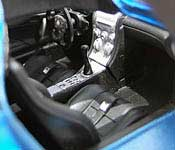 1 Badd Ride Saleen S7 Interior