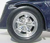 MotorMax Chrysler Howler Wheel