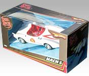 Hot Wheels Speed Racer Mach 5 Packaging