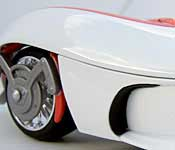 Hot Wheels Speed Racer Mach 6 Side Vent