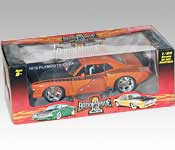 1 Badd Ride 1970 Cuda Packaging