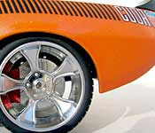 1 Badd Ride 1970 Cuda Rear Fender