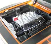 1 Badd Ride 1970 Cuda Engine