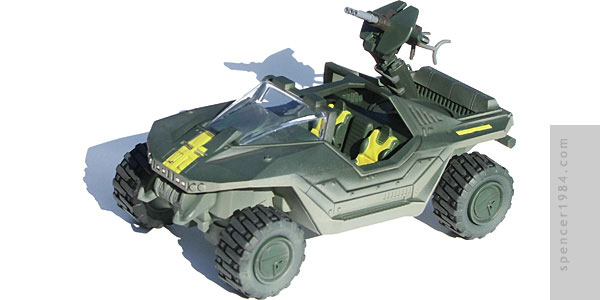 Joy Ride Studios Halo 2 Warthog