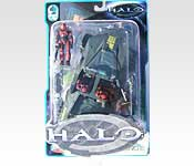 Joy Ride Studios Halo 2 Warthog Packaging