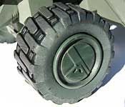 Joy Ride Studios Halo 2 Warthog Wheel