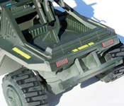 Joy Ride Studios Halo 2 Warthog Rear