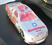 Motorsports Authentics Dale Movie Set 1/64 1995 Silver Anniversary Car