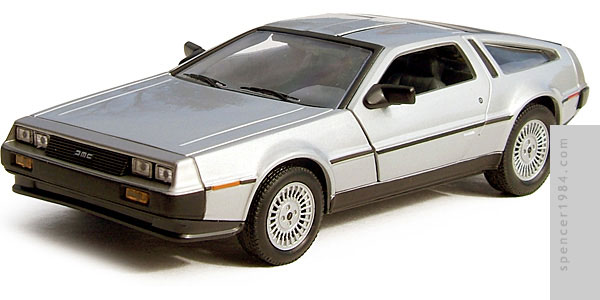 Welly DeLorean DMC-12