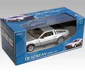 Welly DeLorean DMC-12 Packaging