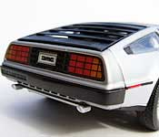 Welly DeLorean DMC-12 Rear