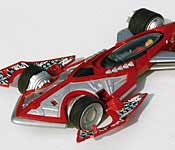 Hot Wheels Battle Force 5 Saber Battle Mode Option 1
