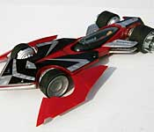 Hot Wheels Battle Force 5 Saber Battle Mode Option 2