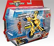 Hot Wheels Battle Force 5 Chopper Packaging