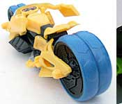 Hot Wheels Battle Force 5 Chopper Rear