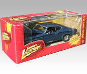 Johnny Lightning 1969 Chevrolet Chevelle SS Packaging