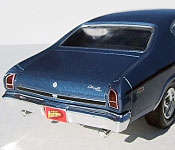 Johnny Lightning 1969 Chevrolet Chevelle SS Rear