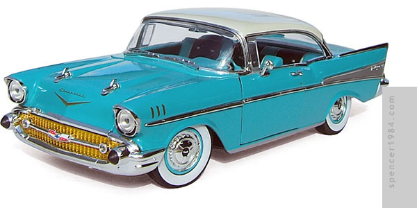 M2 1957 Chevrolet Bel Air