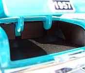 M2 1957 Chevrolet Bel Air Trunk
