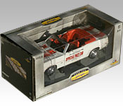 Greenlight Collectibles 1969 Camaro Indianapolis Pace Car Packaging