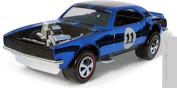 Hot Wheels Heavy Chevy Vehicle Review