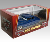 Mattel Doc Hudson Packaging