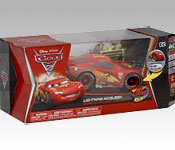 Air Hogs Lightning McQueen Packaging
