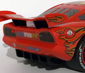Air Hogs Lightning McQueen rear
