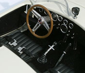 Spinout 1965 Shelby Cobra 427 S/C CSX3012 dashboard