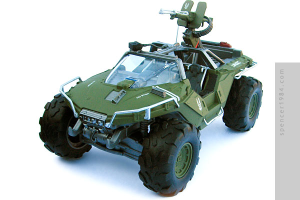 Jada Halo 4 Warthog Vehicle Review