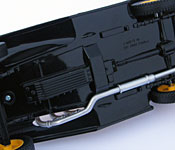 Banpresto Lupin the 3rd Mercedes-Benz SSK chassis