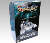 Thundercats Thundertank packaging