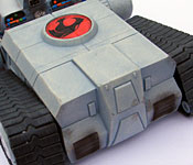 Thundercats Thundertank rear