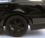Greenlight Collectibles Men in Black 3 Ford Taurus SHO wheel detail